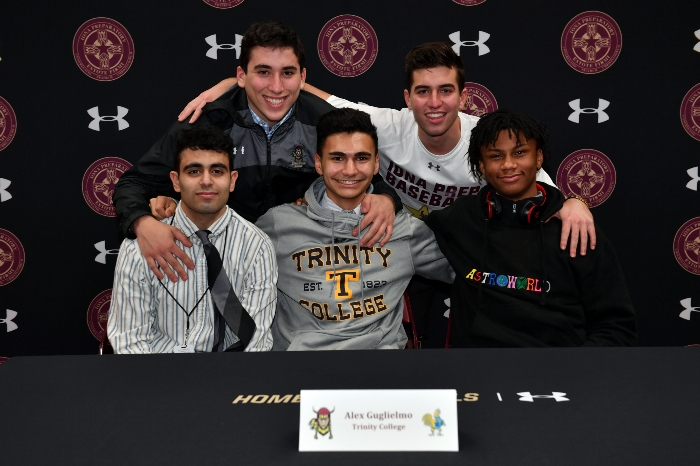 12 More Iona Preparatory Scholar-Athletes Commit to Play Collegiate
