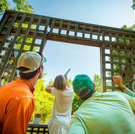 Lower School Fathers' Club Sporting Clay Shoot Friday, April 5 in the spotlight
