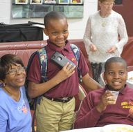 Grandparents & Special Visitors Day at the Lower School May 3 in the spotlight