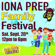 Get Your Tickets to the Annual Iona Prep Family Festival Sept. 28! in the spotlight