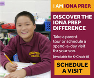 Discover & Experience Iona Prep as a 'Gael-for-a-Day'! in the spotlight
